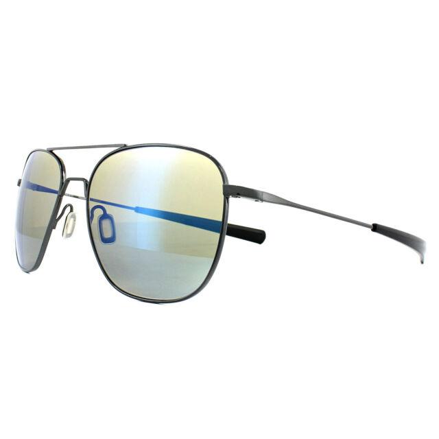 506d01f9336 Serengeti Aerial Sunglasses Shiny Dark Gunmetal Frame Polarized 555nm 8205