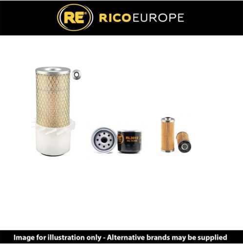 Luft Öl Kraftstofffilter Filter Service Kit Passend Traktor 755