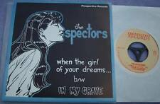 THE SPECTORS Girl Of Your Dreams PROSPECTIVE RECORDS USA MN Indie Rock