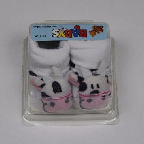 74-86 Blume Stern Baby Söckchen Socken Kuh Hund Käfer Biene Gr