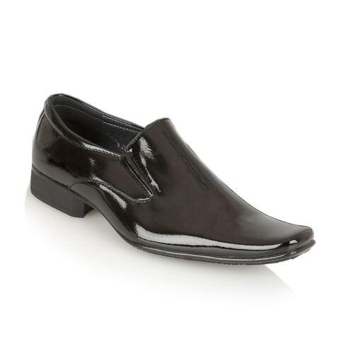 Men/'s Italian Style Designer Inspired Smart Office Formal Wedding Slip-On Shoes