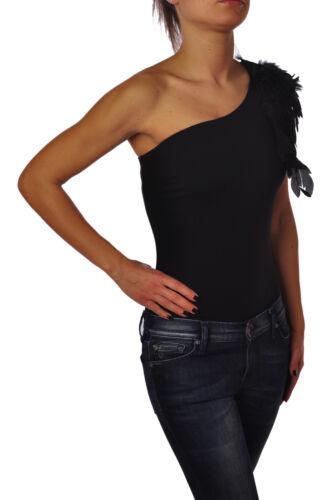 Franchi 4801629f183658 Camicie Elisabetta bluse Donna Nero dCOnnwqX
