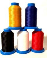 1200m Isalon Embroidery Thread High Sheen Trilobal Polyester High Quality