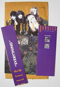 The-BANGLES-Everything-1988-PROMO-In-Store-Counter-RETAIL-Display-Susanna-HOFFS
