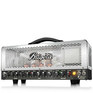 BUGERA-T50-INFINIUM-2-Channel-50W-Tube-Guitar-Amplifier-Head-British-Tone