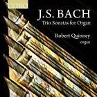 Triosonaten für Orgel,BWV 525-530 von Robert Quinney (2011)