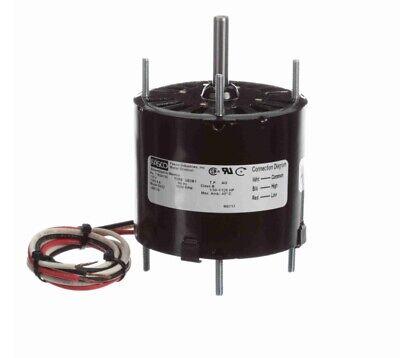 FASCO HVAC Motor,1//30 HP,3000 rpm,115V,3.3 D209