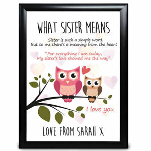 Personalised-What-Sister-Means-Gifts-Best-Birthday-Christmas-Thanks-Keepsake