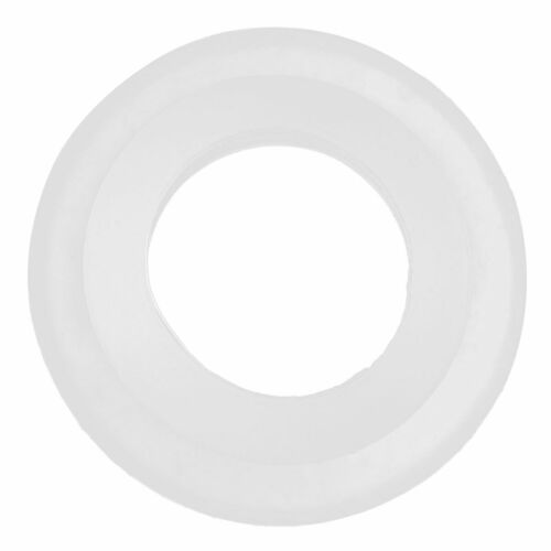 100Pcs Silicone Straw Hole Stopper Grommets Cap Lids w//Plug Mason Jars Canning
