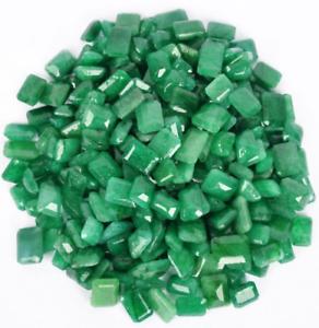 100-Ct-Natural-Emerald-Cut-Colombian-Green-Emerald-Loose-Gemstone-Bulk-Lot-1