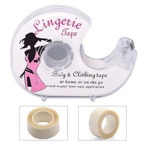 Image Is Loading Dual Side Lingerie Tape Adhesive For Clothing Dress