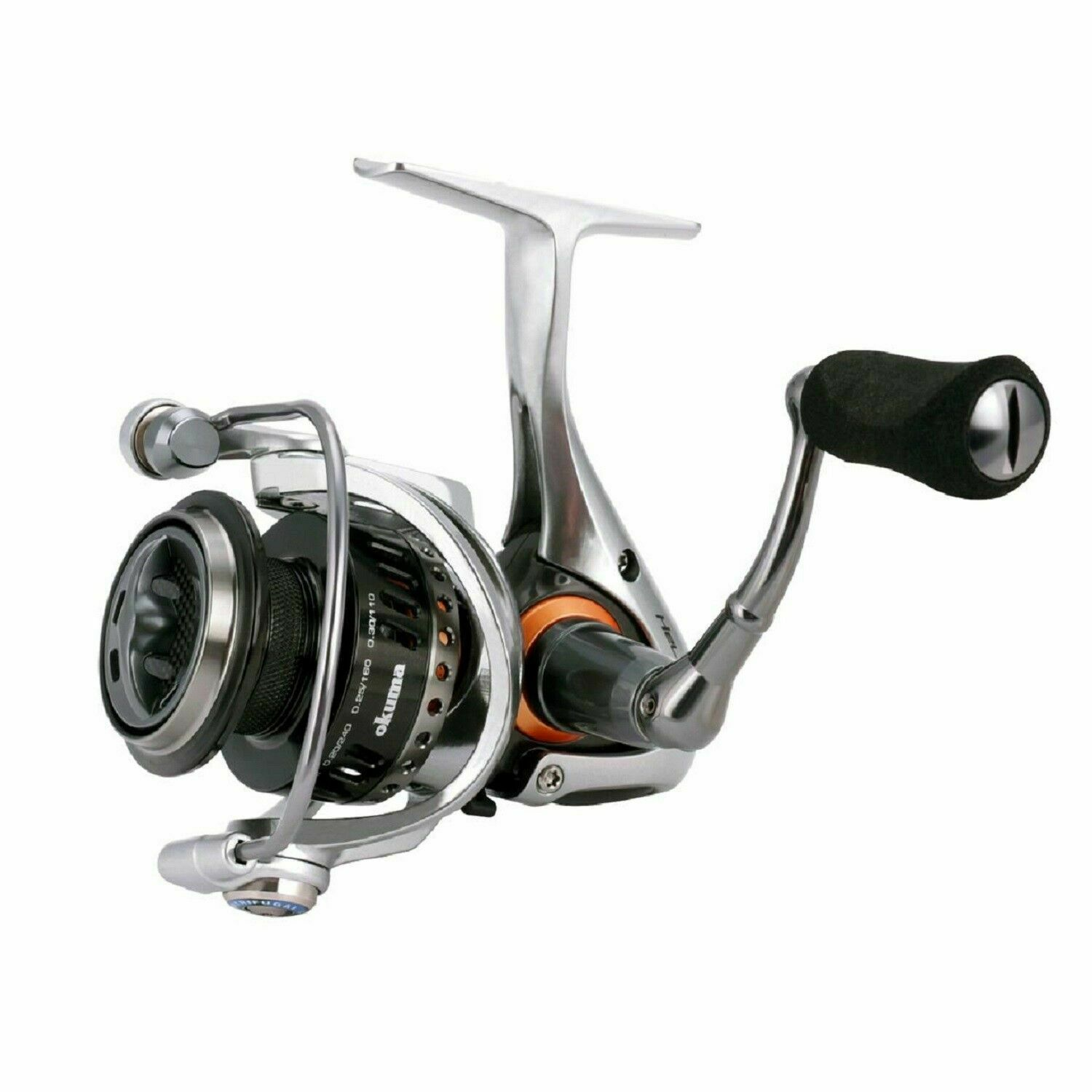 Okuma HSX-40S Helios Sx High Speed Spin Reel 5.0 1 Ratio 8hpb+1rb (hsx40s)