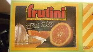 OLD-PORTUGAL-SOFT-DRINK-CORDIAL-LABEL-UNICER-UNIAO-ORANGE-FRUTINI