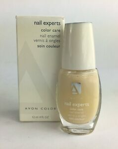 AVON-Nail-Experts-Color-Care-Polish-Enamel-Pale-Pink-New-in-Box