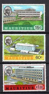 Mauritius Postfrischer Satz University 1972 - Iserlohn, Deutschland - Mauritius Postfrischer Satz University 1972 - Iserlohn, Deutschland