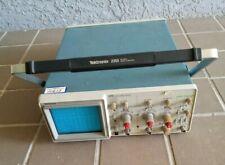 Tektronix 2213 60mhz Oscilloscope Tested Good