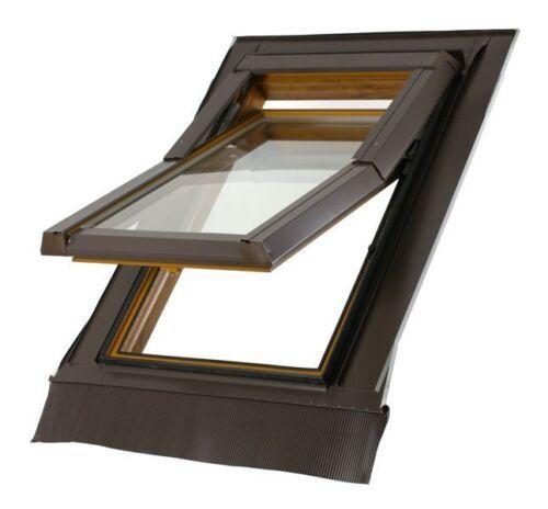 PVC Dachfenster 55x78 66x118 78x118 78x140 94x140 Skylight SKYFENSTER ROLLO
