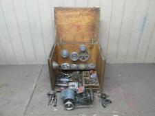 Dumore No 1 Versa Mil 31 010 Grinding Drilling Slotting Lathe Attachment Mill