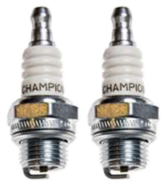 Champion 2 Pack Of Genuine OEM Replacement Spark Plugs # QC12YC-2PK