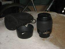 Nikon DX AF-S Nikkor 55-200 mm 1:4-5.6 G Ed Obiettivo