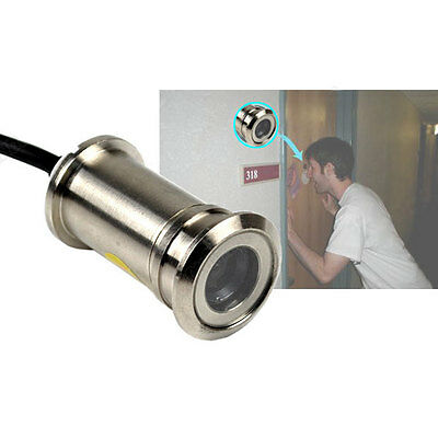 New 2.8mm Door Eye Spy Hole Security Color Camera Wired