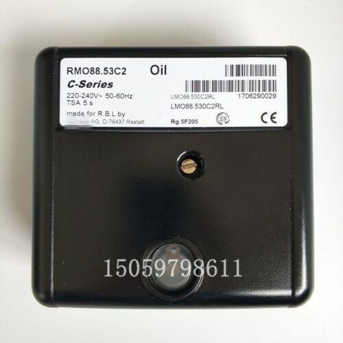 Control Box R.B.L RMO88.53C2 for Riello oil burner controller Replace RMO88.53A2