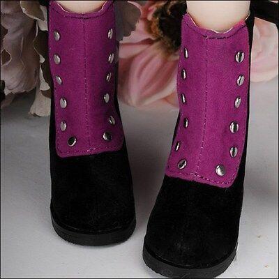 Dollmore 1//4 BJD Scale Size MSD Chilo Shoes Pink