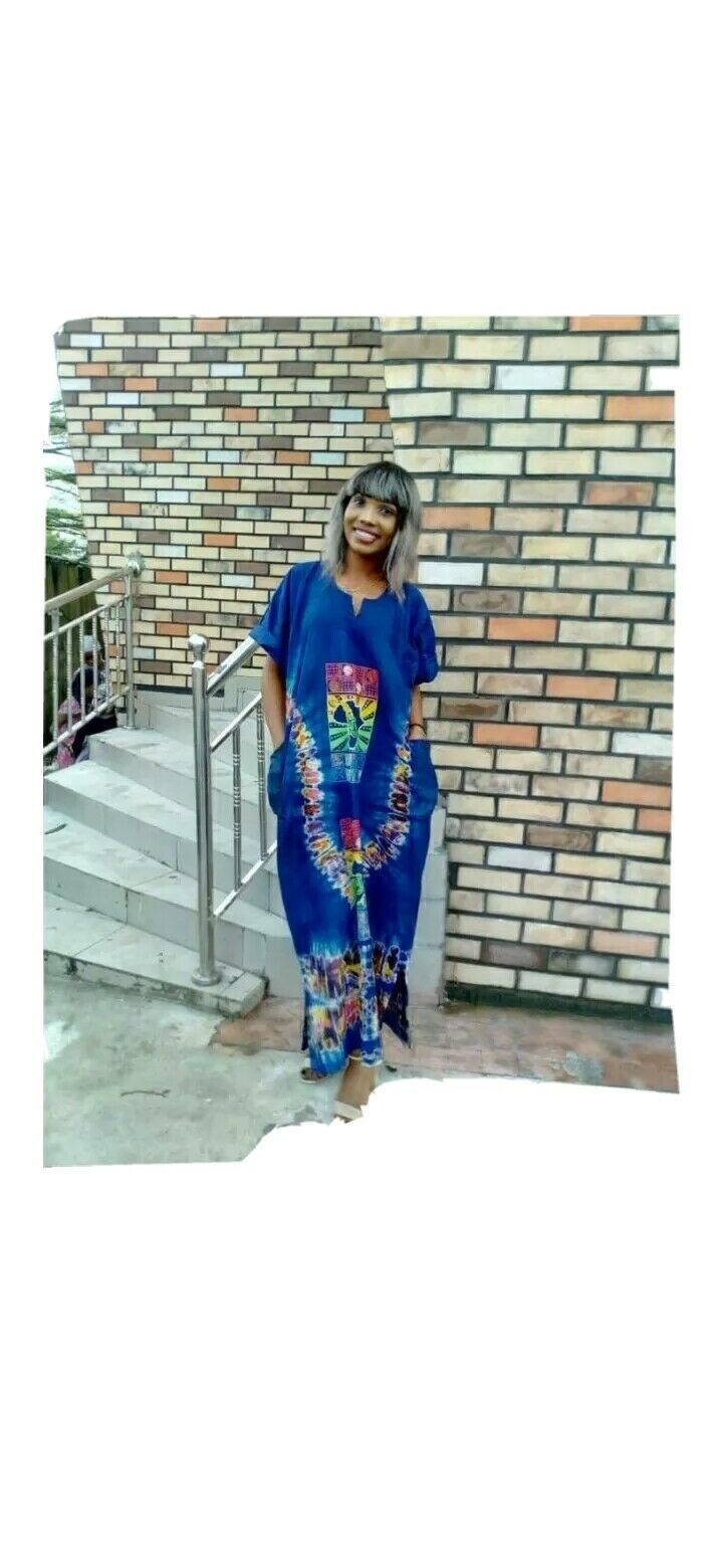 African Tie and Dye, Adire