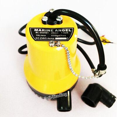 Solar Water Pump 50W Watt 12V DC For Boat Fountain Car Washing Irrigation System