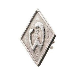 Außergewöhnlich SV Werder Bremen Ohrstecker Ohrringe SV Werder Bremen Logo Raute 1 @OF_97