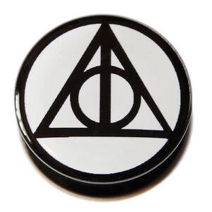 Harry Potter Deathly Hallows PMMA Acrílico screw-fit carne tapón túnel Camilla  </span>