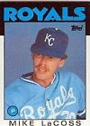 1986 Topps Mike Lacoss #359 Baseball Card