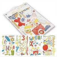 Basicgrey Cupcake (84) Chip Stickers Scrapbooking (4) Sheets Birthday