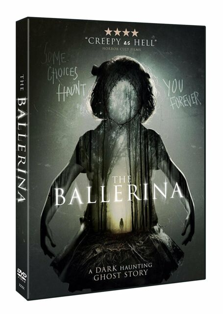 The Ballerina with Deena Dill (R2 UK DVD  2018)