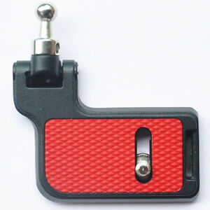 Camera-F2-Strap-Quick-Release-Plate-For-Belt-Holster-With-Ball-Head-Tripod-Screw