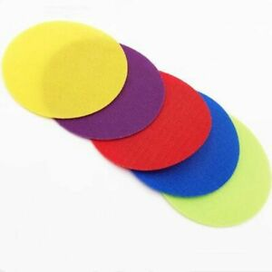 30Pcs-Round-Carpet-Marker-Spot-Sit-Markers-For-Classroom-Easy-Teach-Tools-New