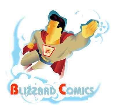 Blizzard/Whirlwind Comics&Magazines