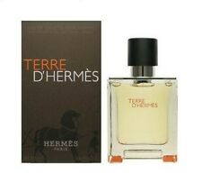 Terre D'Hermes By Hermes Men 1.6 1.7 OZ 50 ML Eau De Toilette Spray Nib Sealed