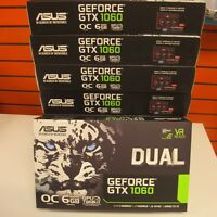 Asus Nvidia Gtx 1060 Gtx1060 Oc 6gb Gddr5 Ethereum Mining