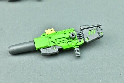 Transformers Toyworld Hardbone Gun Cannon Headmasters Part