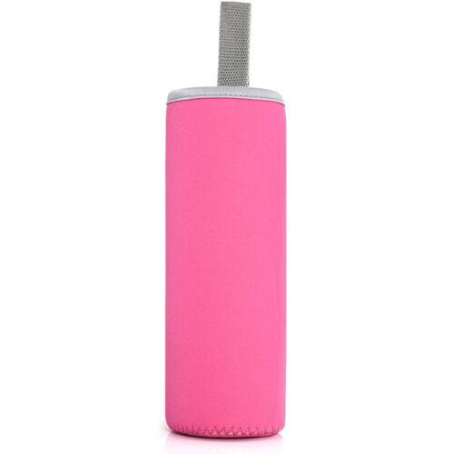 1pc Sport Water Bottle Case Insulator Bag Neoprene Pouch Holder Sleeve Carrier