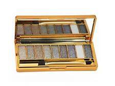 9 Color Glitter Eye Shadow Palette Powder Long Lasting Diamond Bright Makeup Set