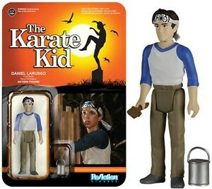 Daniel-LaRusso-The-Karate-Kid-Reaction-Figure-NIB-Funko-NIP-Action