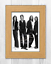 The-Beatles-6-A4-signed-photograph-poster-with-choice-of-frame thumbnail 6