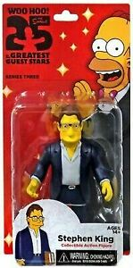 Simpsons 25th Anniversary Series 3 GLOW IN THE DARK MR BURNS 5 Figure GITD