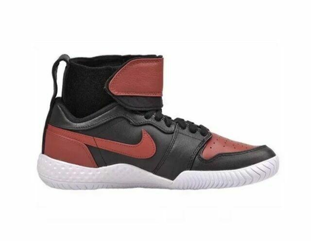 Patatas Nacional Derechos de autor  Size 10.5 - Nike Court Flare AJ1 x Serena Williams 23 2017 for sale online    eBay