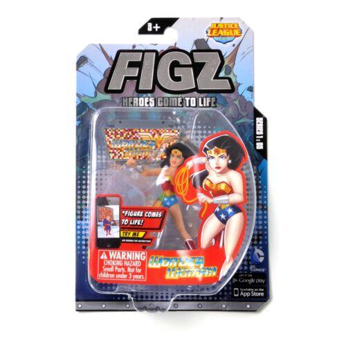Figz-Wonder Woman-Justice League-DC Comics Collection Figures Series 1