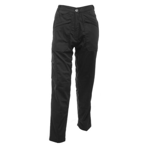 Regatta Womens//Ladies Action II Water Repellent Work Trousers RW3640