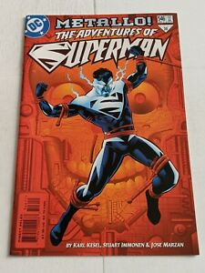 The-Adventures-Of-Superman-546-May-1997-DC-Comics