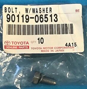 OES Genuine Head Bolt Washer for select Lexus Toyota models